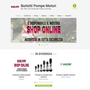 Borlotti Pompe Motori