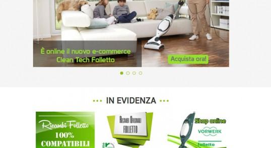 Clean Tech Folletto