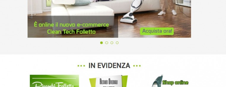 Clean Tech Folletto