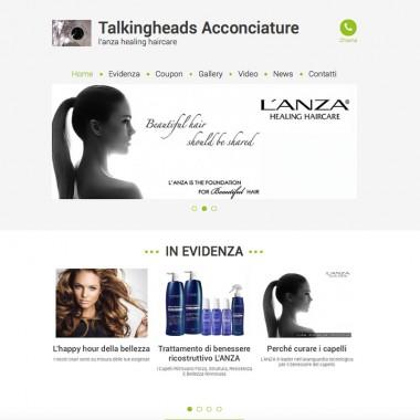 Talkingheads Acconciature