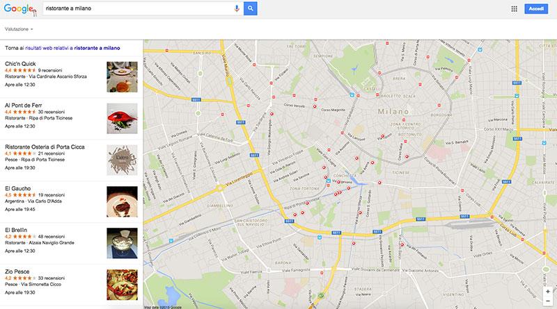 Google attività locali